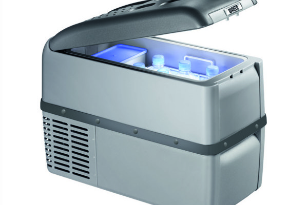 Review DOMETIC (WAECO) CoolFreeze CF 26 Compressor cooler and freezer 21,5 l